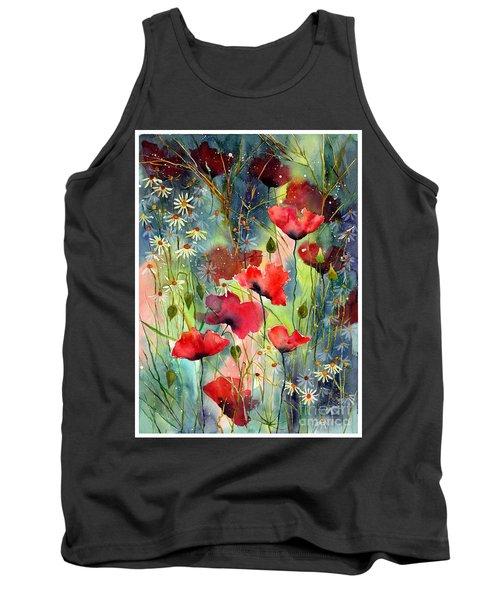 Floral Abracadabra Tank Top
