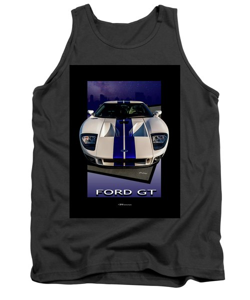 Ford Gt - City Escape Tank Top
