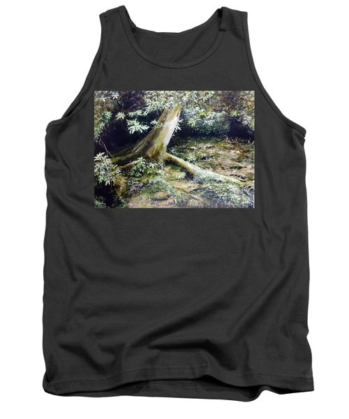 Forest Edge Tank Top