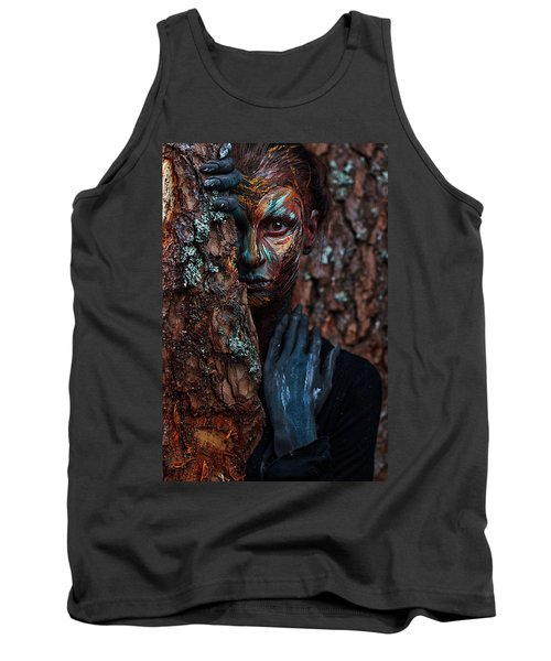 Forest Keeper Tank Top