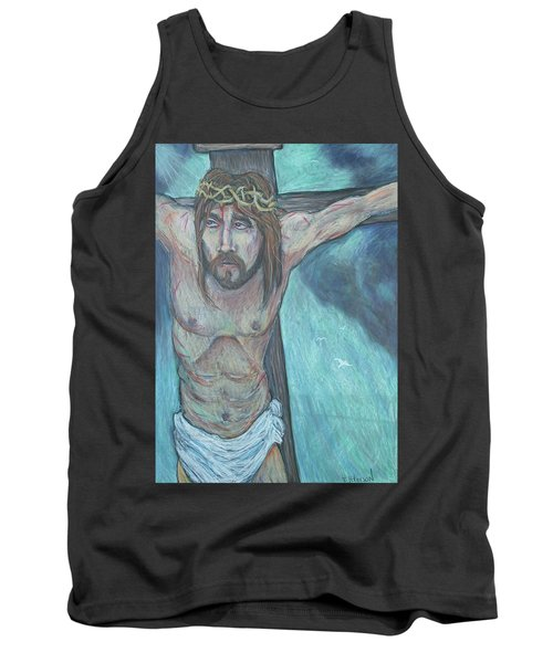 Forgive Them Father  Tank Top