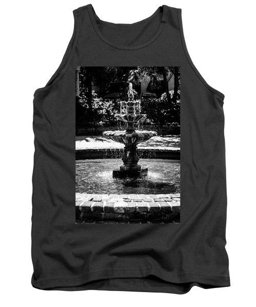 Fountain B W Tank Top