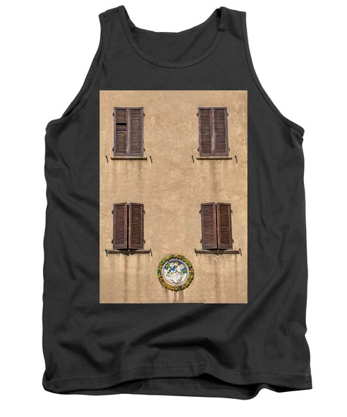 Four Windows Of Florence Tank Top
