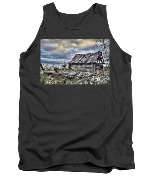 Four Winds Hotel Tank Top
