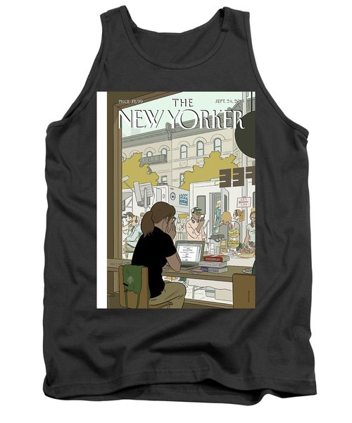 Fourth Wall Tank Top