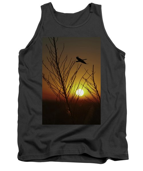 Fowl Morning Tank Top