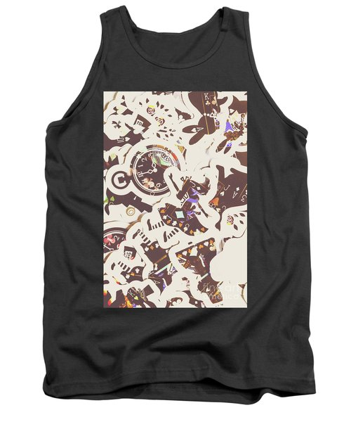 Games And Fairytales Tank Top