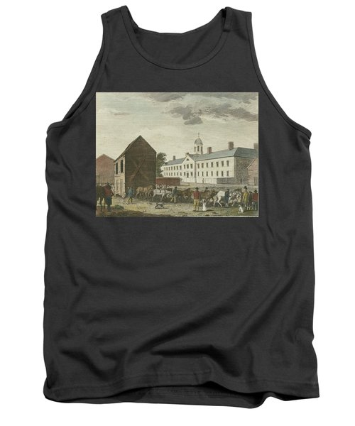 Gaol In Walnut Street Tank Top