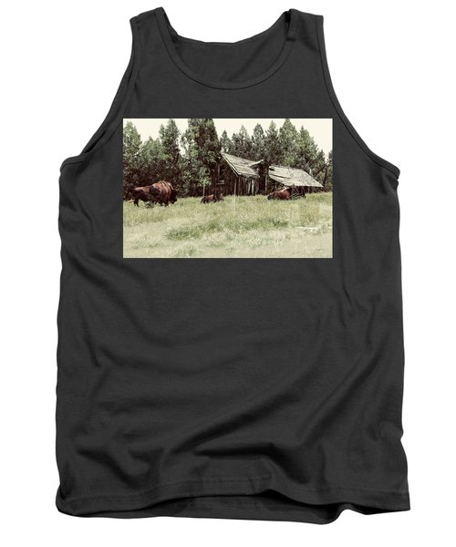 Ghosts Of The Plains Tank Top