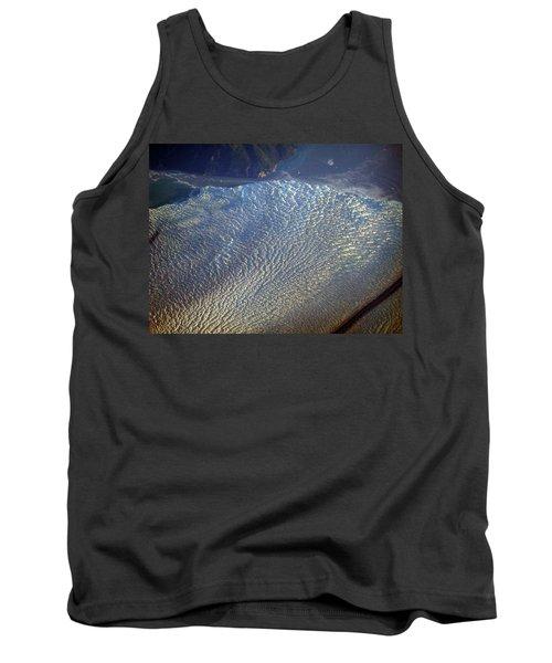Glacier Texture Tank Top