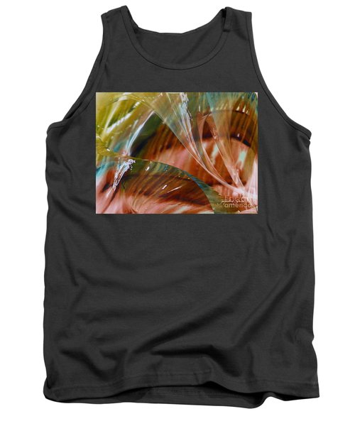 Glass Blowing Dance Tank Top