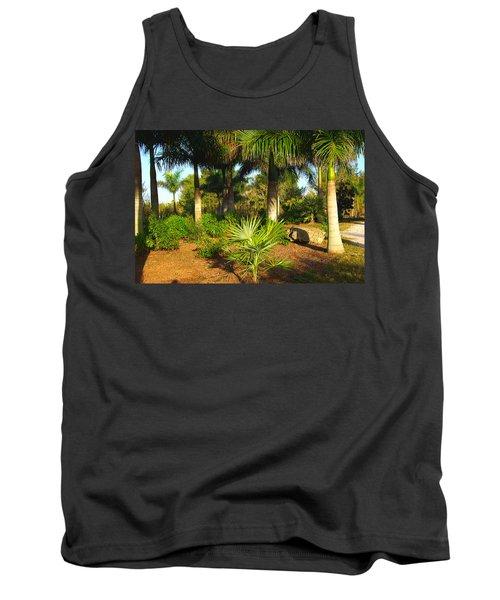 Glorious Palms Tank Top
