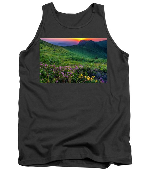 Goat Wall Tank Top