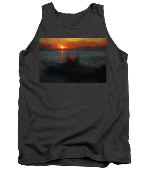 Going Fishin' Tank Top