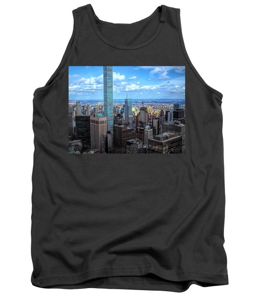 Going Out Of Sight Tank Top