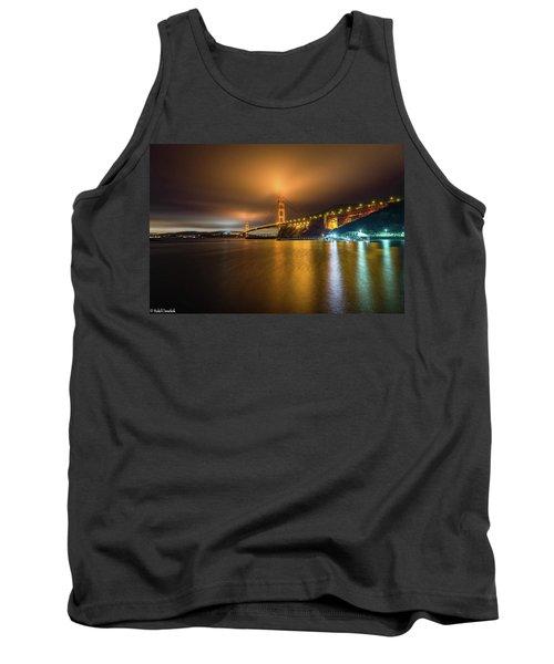 Golden Gate Bridge Tank Top