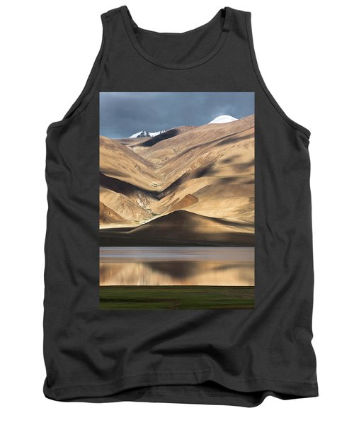 Golden Light Tso Moriri, Karzok, 2006 Tank Top