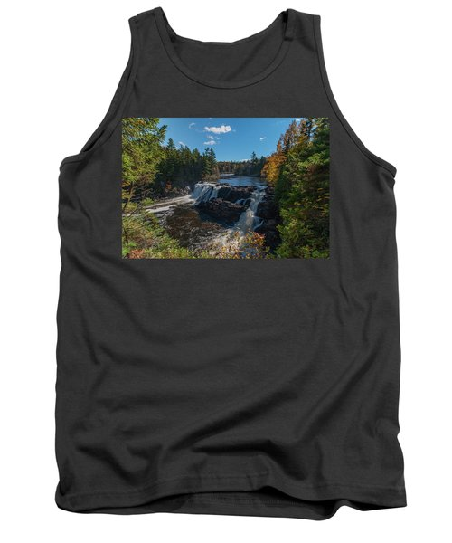 Tank Top featuring the photograph Grand Falls by Rick Hartigan