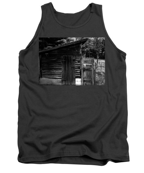 Grandpa's Shed Tank Top
