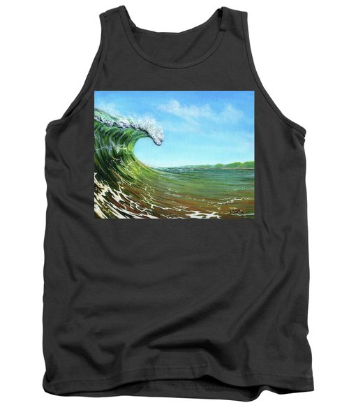 Gulf Of Mexico Surf Tank Top