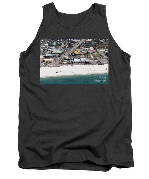 Gulf Shores Beach 7139 Tank Top