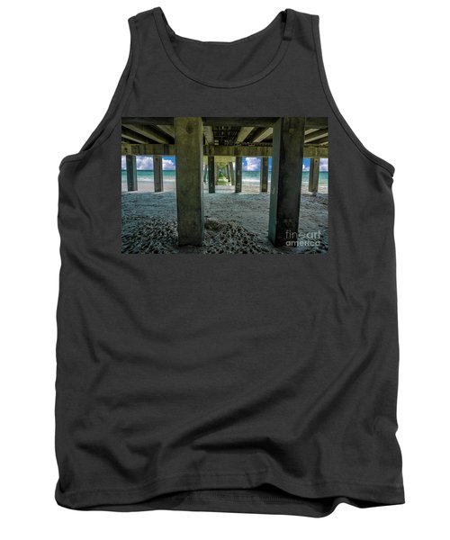 Gulf Shores Park And Pier Al 1649b Tank Top
