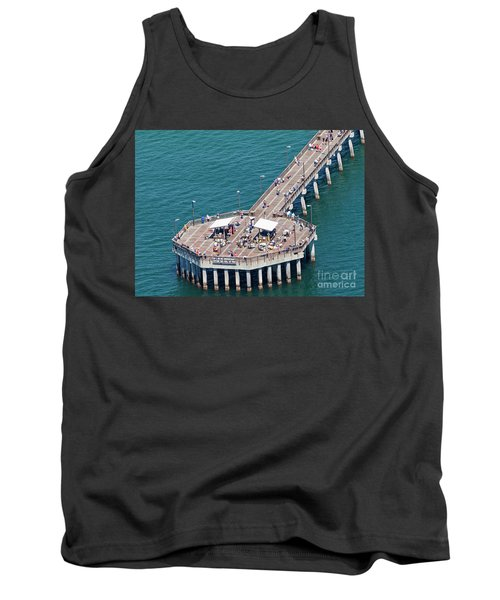 Gulf State Park Pier 7467 Tank Top