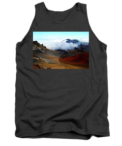 Haleakala Crater Tank Top