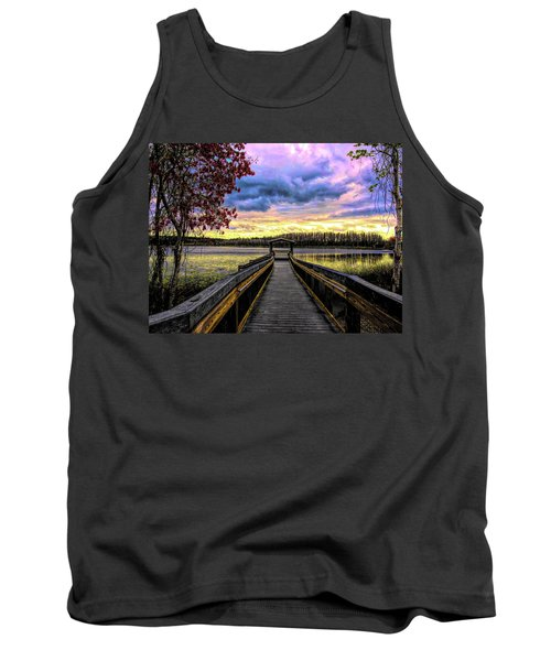 Hammond Lake Tank Top