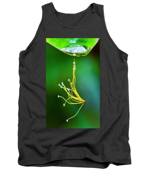 Hanging By A Thread Tank Top