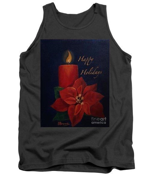 Happy Holidays Tank Top