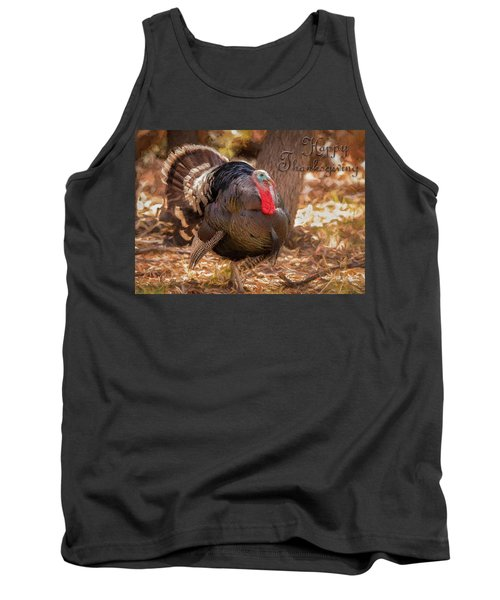 Happy Thanksgiving Tank Top