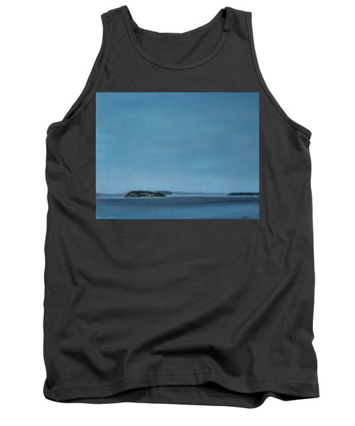 Hat Island View From Harborview Park Tank Top