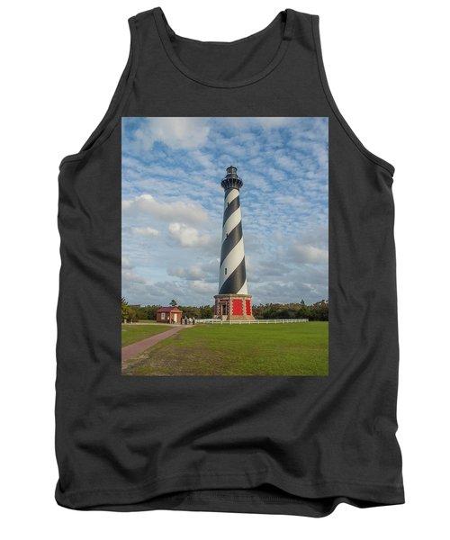 Hatteras Lighthouse Tank Top