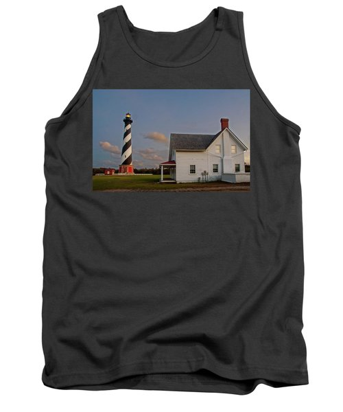 Hatteras Lighthouse No. 3 Tank Top