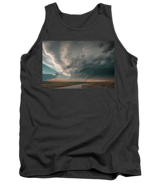 Hay Springs Ne Supercell Tank Top