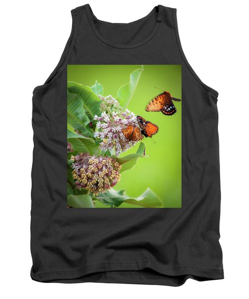 Head Over Heals For Milkweed Tank Top