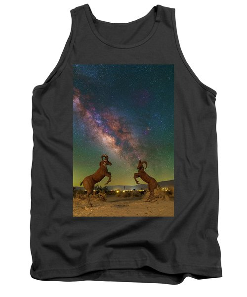 Head To Head With The Galaxy Tank Top