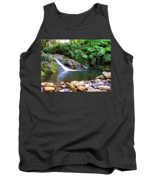Healing Pool - Maui Hawaii Tank Top