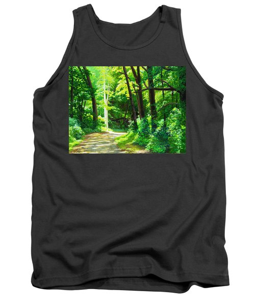 Heaven And Nature Sings Tank Top