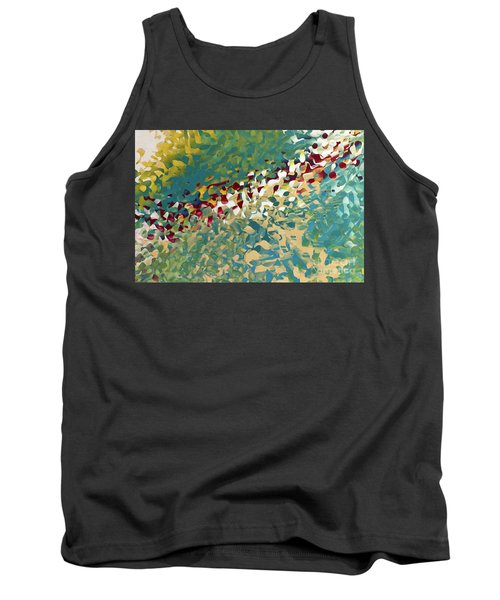 Hebrews 12 11. The Trials Of Discipline Tank Top