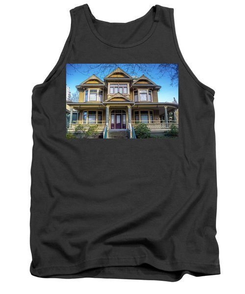Heritage House Tank Top