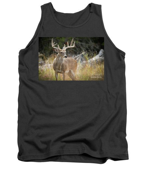 Hill Country Whitetail Tank Top