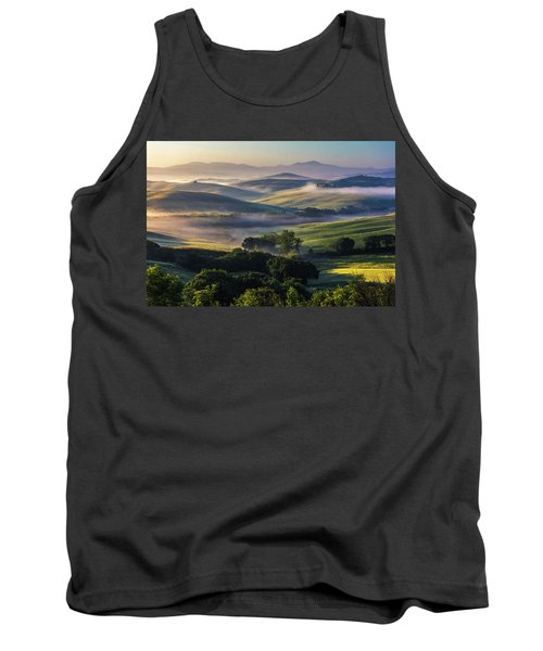 Hilly Tuscany Valley Tank Top