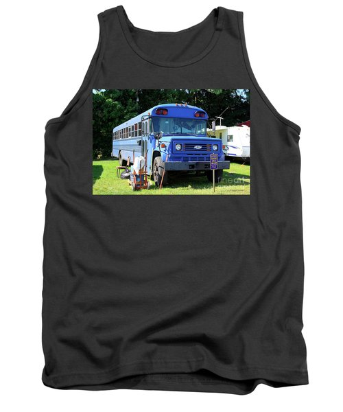 Hippie Parking Only Tank Top