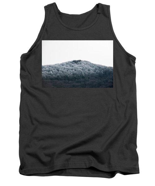 Hoarfrost On The Mountain Tank Top