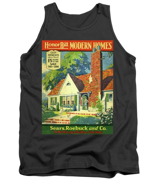 Honor Bilt Modern Homes Sears Roebuck And Co 1930 Tank Top