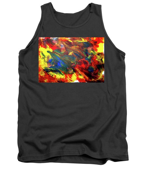 Hot Colors Coolling Tank Top