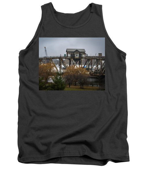 House Bridge Tank Top