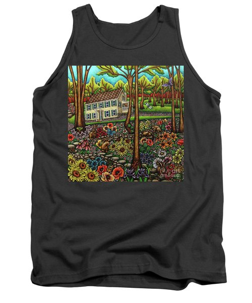 House In The Meadow  Tank Top